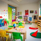 Montessori Room © David Cantwell Photography