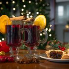 Mulled Wine Christmas Drinks - Drink Photography © David Cantwell Photography