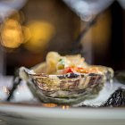 Oyster Appetizer - Food Photography © David Cantwell Photography