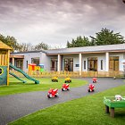 Creche Playground @ Fonthill Creche © David Cantwell Photography