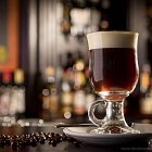 Irish Coffee Liqueur - Product Photography © David Cantwell Photography