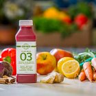 The Juice Store Warm Beets Organic Drink - Product Photography © David Cantwell Photography