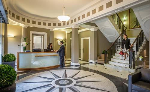 the Foyer @ Glandore Properties © David Cantwell Photography