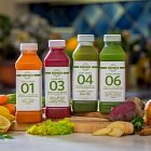 The Juice Store Product Range - Packshot Photography © David Cantwell Photography