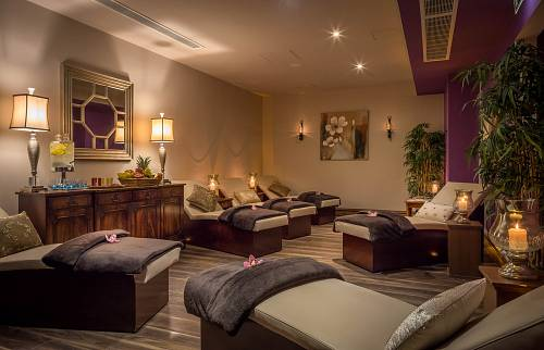 Relaxation Area @ Kilronan Castle Hotel Spa © David Cantwell Photography