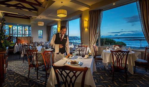 The Coast Restaurant @ The Grand Hotel © David Cantwell Photography