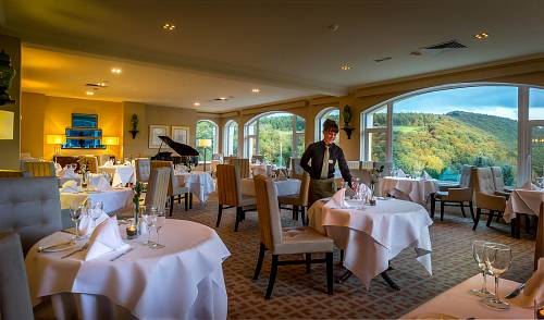 The Woodland Restaurant @ Glenview Hotel © David Cantwell Photography