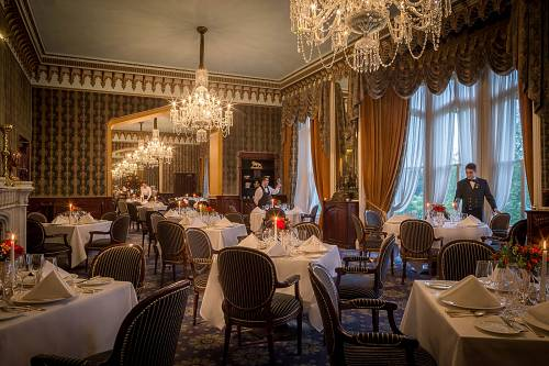 Earl of Thomond Restaurant @ Dromoland Castle © David Cantwell Photography