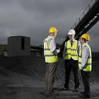 Roadstone Workers - Industrial Photographer © David Cantwell Photography