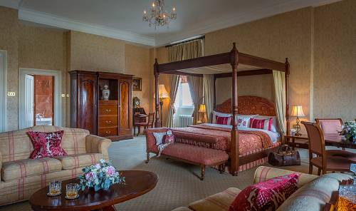 The Presidential Suite @ The Meyrick Hotel - Hotel Photographer © David Cantwell Photography