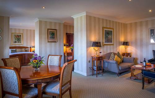 Suite @ The Meyrick Hotel - Hotel Photographer © David Cantwell Photography