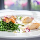 Scallops Appetizer - Food Photography © David Cantwell Photography