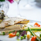 Sea Bass Fish - Food Photography © David Cantwell Photography