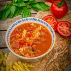 Minestrone Soup - Food Photography © David Cantwell Photography