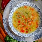 Vegetable Soup - Food Photography © David Cantwell Photography