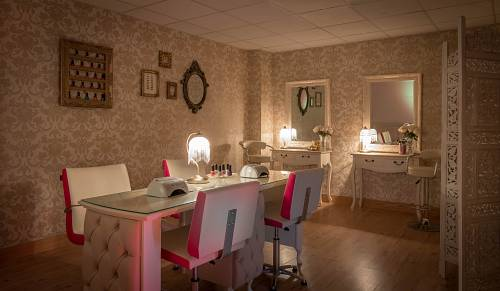 Nail bar @Clonmel Park Hotel - Hotel Spa Photographer © David Cantwell Photography