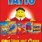 Tayto Crisps - Food Advertising Photography © David Cantwell Photography