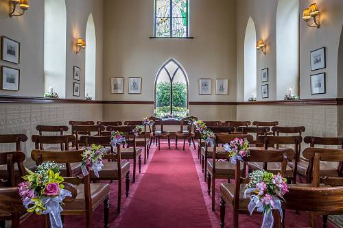 Civil Ceremony @ Glenlo Abbey Hotel © David Cantwell Photography
