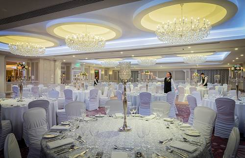 Wedding Banquet @ The Slieve russell Hotel © David Cantwell Photography